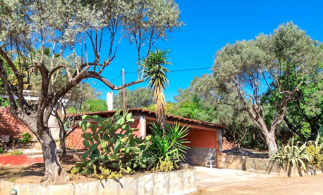 Seafront House in Evia Greece. Seafront Property in Euboea Greece 30