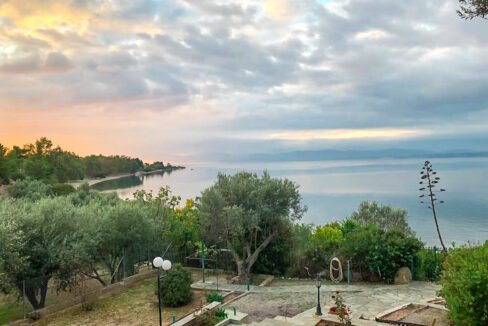 Seafront House in Evia Greece. Seafront Property in Euboea Greece 37