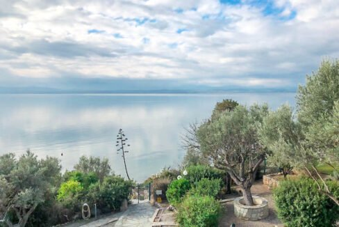 Seafront House in Evia Greece. Seafront Property in Euboea Greece 39