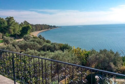 Seafront House in Evia Greece. Seafront Property in Euboea Greece 8