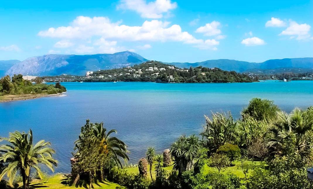Seafront Property Corfu Kontokali. Corfu Luxury Homes for sale 1