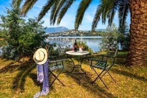 Seafront Property Corfu Kontokali. Corfu Luxury Homes for sale