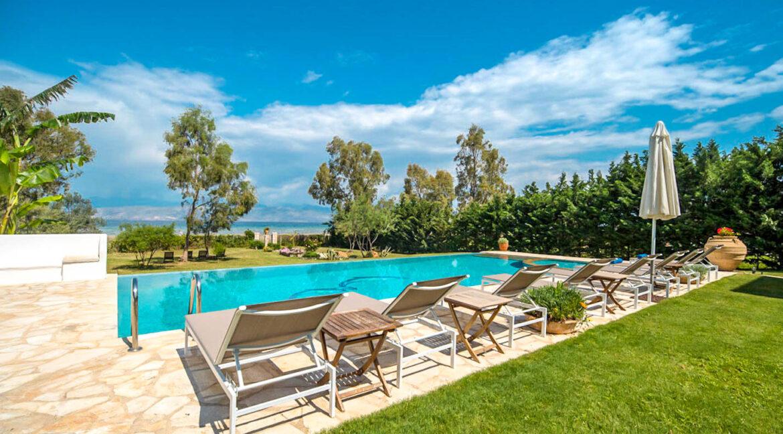 Seafront Villas in Corfu Greece, Corfu Seafront Homes 1