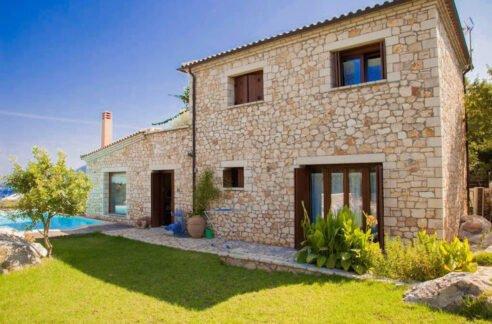 Stone House for Sale Meganisi Lefkada. Lefkada Properties