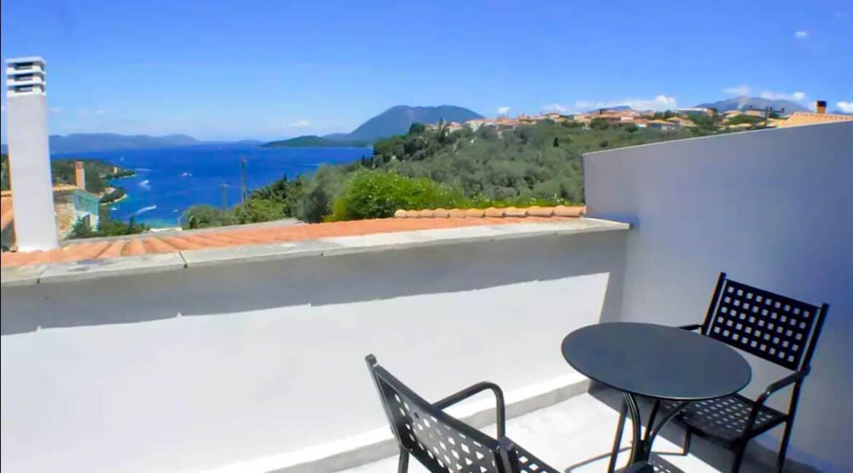 Stone House for Sale Meganisi Lefkada. Lefkada Properties 11