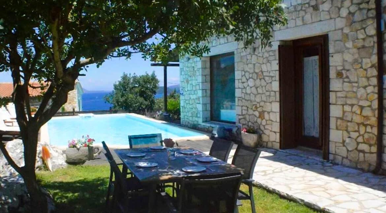 Stone House for Sale Meganisi Lefkada. Lefkada Properties 16