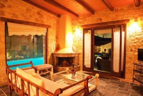 Stone House for Sale Meganisi Lefkada. Lefkada Properties 2