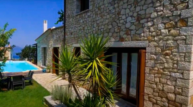 Stone House for Sale Meganisi Lefkada. Lefkada Properties 20