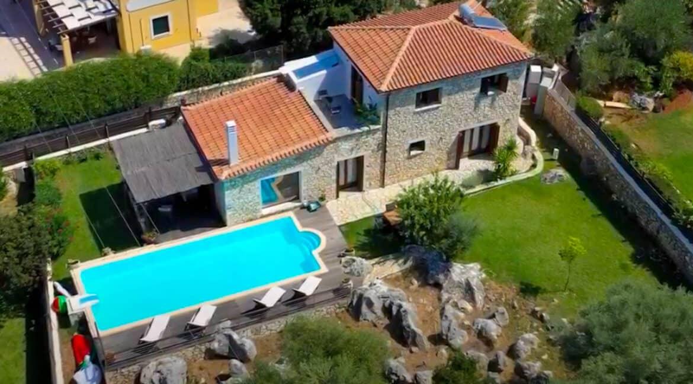 Stone House for Sale Meganisi Lefkada. Lefkada Properties 22
