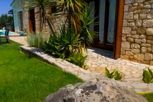 Stone House for Sale Meganisi Lefkada. Lefkada Properties 25