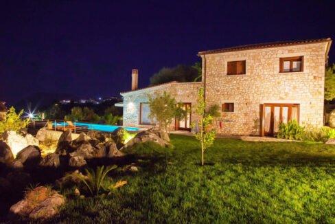 Stone House for Sale Meganisi Lefkada. Lefkada Properties 3