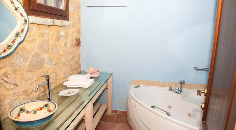 Stone House for Sale Meganisi Lefkada. Lefkada Properties 4