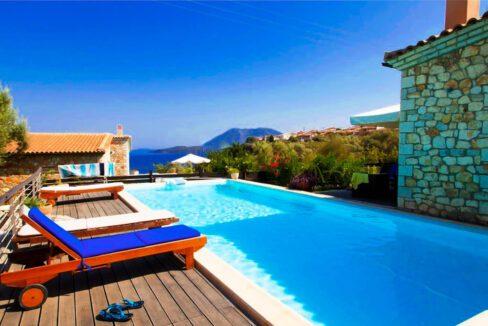 Stone House for Sale Meganisi Lefkada. Lefkada Properties 7