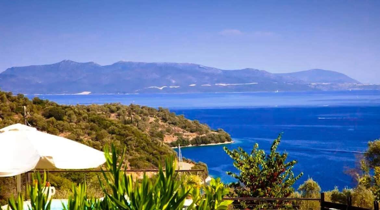 Stone House for Sale Meganisi Lefkada. Lefkada Properties 9