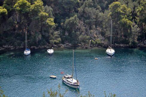 Villa by the sea in Paxos Island near Corfu, Ionian Islands Greece 1