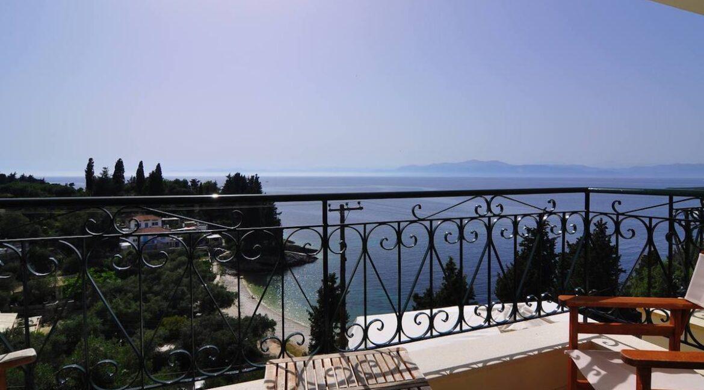 Villa by the sea in Paxos Island near Corfu, Ionian Islands Greece 11