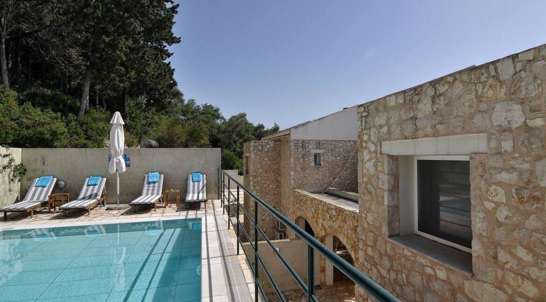 Villa by the sea in Paxos Island near Corfu, Ionian Islands Greece 2
