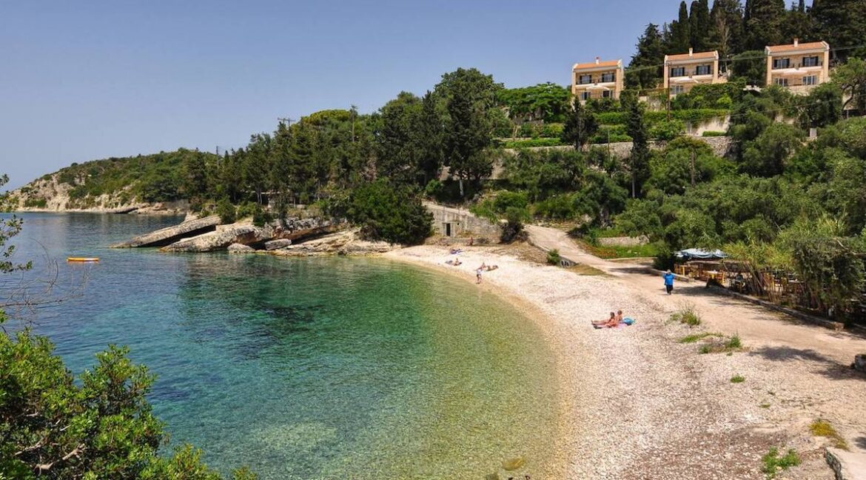 Villa by the sea in Paxos Island near Corfu, Ionian Islands Greece 21