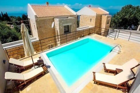 Villa by the sea in Paxos Island near Corfu, Ionian Islands Greece 24
