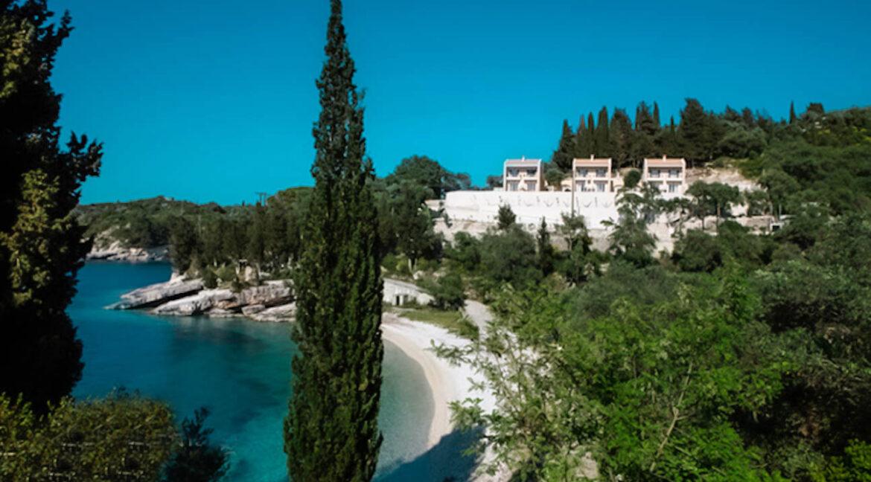 Villa by the sea in Paxos Island near Corfu, Ionian Islands Greece 26