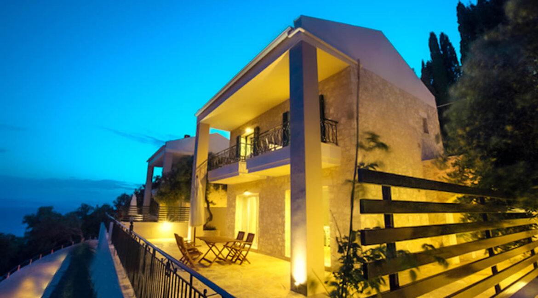 Villa by the sea in Paxos Island near Corfu, Ionian Islands Greece 27