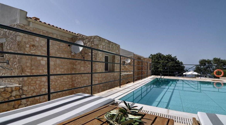 Villa by the sea in Paxos Island near Corfu, Ionian Islands Greece 3
