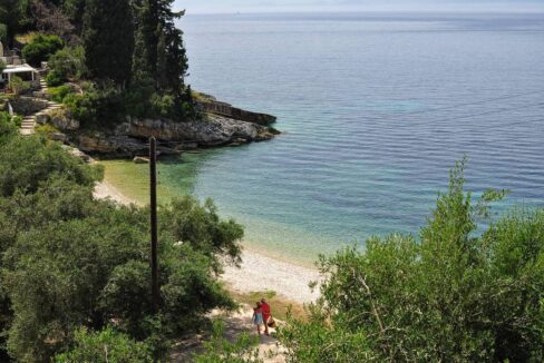 Villa by the sea in Paxos Island near Corfu, Ionian Islands Greece 4
