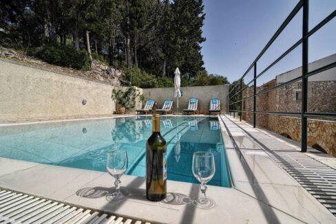 Villa by the sea in Paxos Island near Corfu, Ionian Islands Greece 5