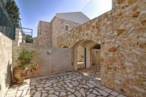 Villa by the sea in Paxos Island near Corfu, Ionian Islands Greece 6
