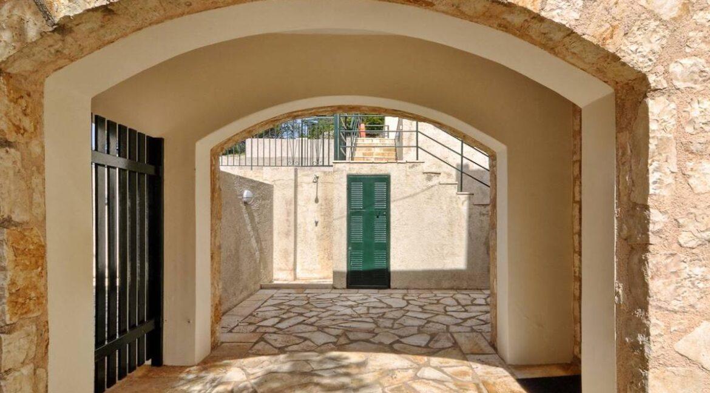 Villa by the sea in Paxos Island near Corfu, Ionian Islands Greece 8