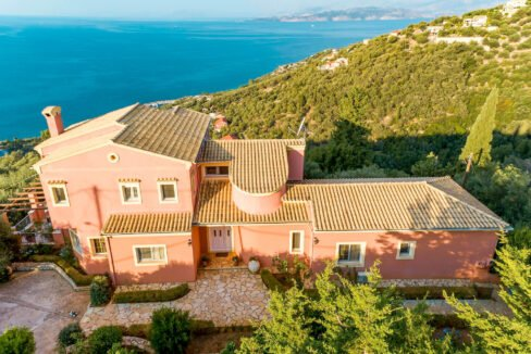 Villa for Sale Nissaki Corfu Greece, Luxury Homes Corfu 19