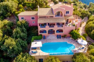 Villa for Sale Nissaki Corfu Greece, Luxury Homes Corfu