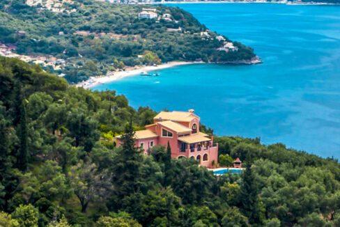 Villa for Sale Nissaki Corfu Greece, Luxury Homes Corfu 4-2