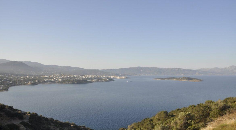 Villa in Elounda Crete, Luxury Villa with Sea View in Crete 1
