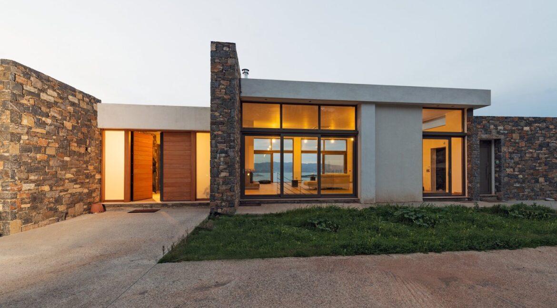 Villa in Elounda Crete, Luxury Villa with Sea View in Crete 12