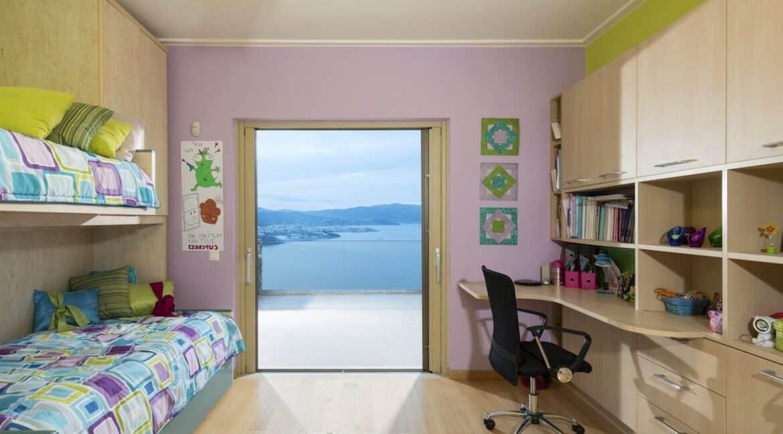 Villa in Elounda Crete, Luxury Villa with Sea View in Crete 3