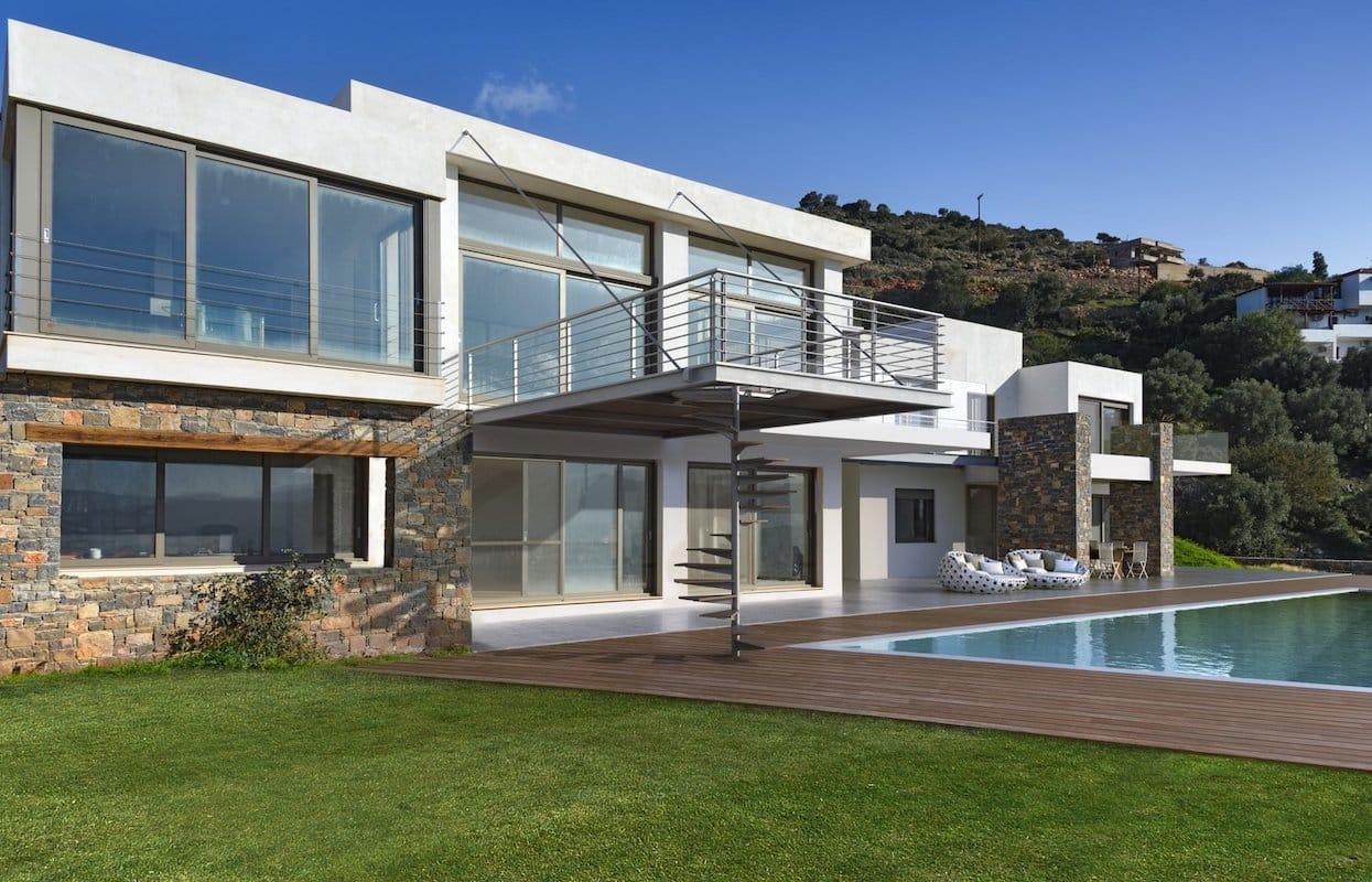 NEW Built Villa in Elounda Crete Greece