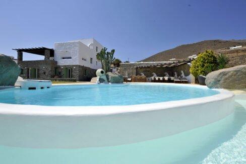 Villa in Paros with panoramic views. Luxury Estates in Paros Greece 27