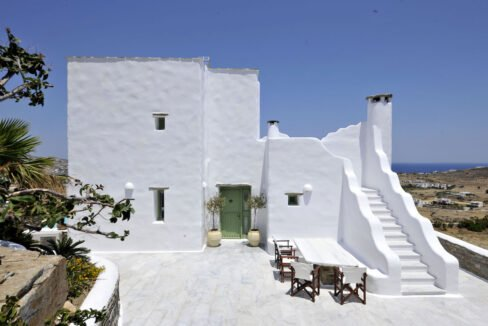 Villa in Paros with panoramic views. Luxury Estates in Paros Greece 36