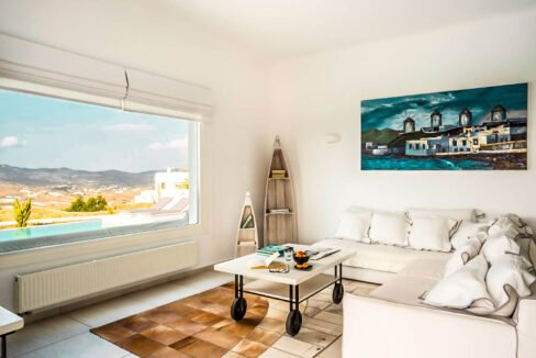 Villa near Chora Mykonos, Villa in Tourlos Mykonos for Sale 12