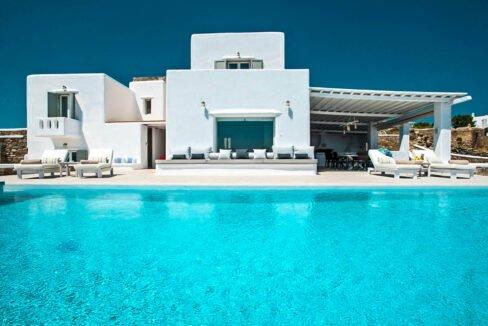 Villa near Chora Mykonos, Villa in Tourlos Mykonos for Sale 2