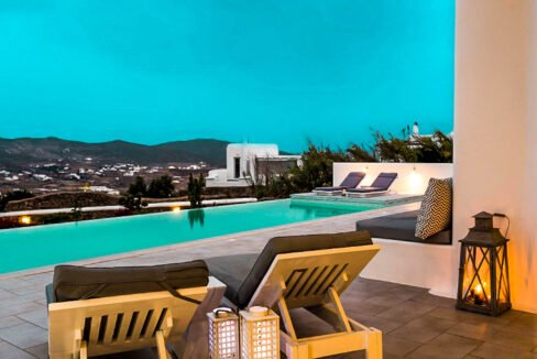 Villa near Chora Mykonos, Villa in Tourlos Mykonos for Sale 22