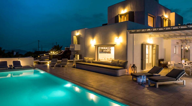 Villa near Chora Mykonos, Villa in Tourlos Mykonos for Sale 23