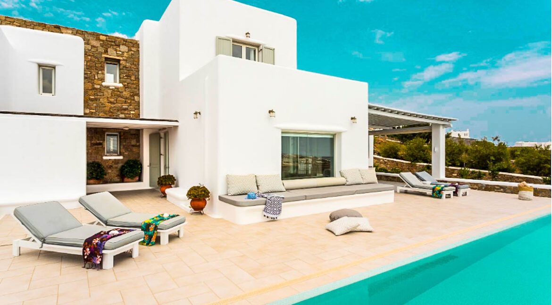 Villa near Chora Mykonos, Villa in Tourlos Mykonos for Sale 27