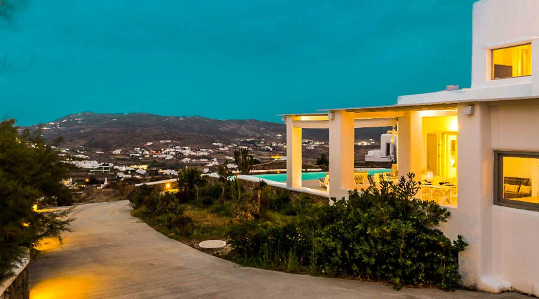 Villa near Chora Mykonos, Villa in Tourlos Mykonos for Sale 30