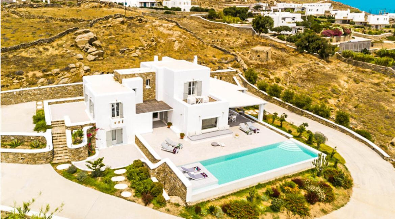 Villa near Chora Mykonos, Villa in Tourlos Mykonos for Sale 34