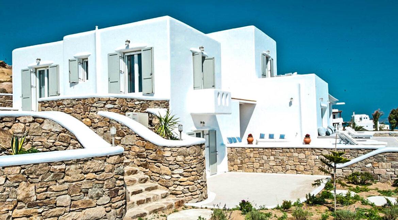 Villa near Chora Mykonos, Villa in Tourlos Mykonos for Sale 4