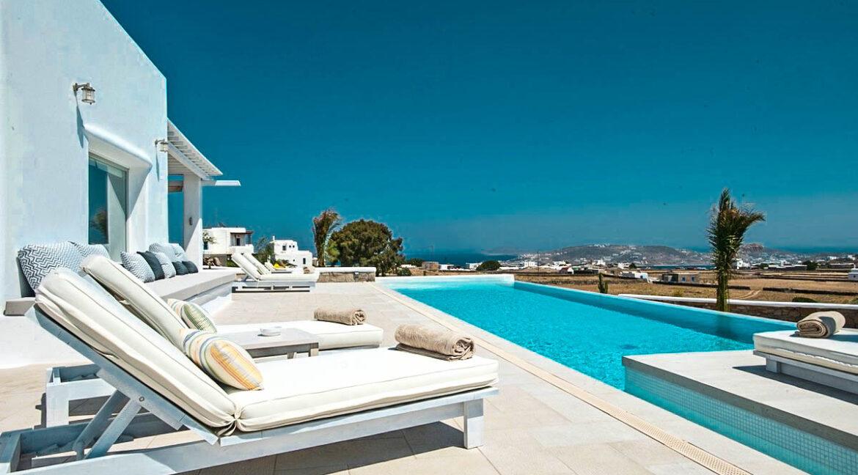 Villa near Chora Mykonos, Villa in Tourlos Mykonos for Sale 7