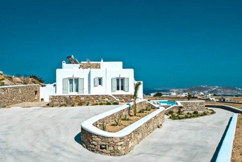 Villa near Chora Mykonos, Villa in Tourlos Mykonos for Sale 8