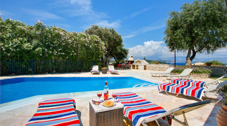 Villa near Kassiopi Corfu for sale, Corfu Luxury Homes 13